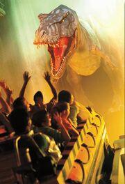 JP The Ride T.rex