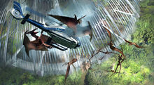 Jw 108 Set Ext PteranodonAviary 120913 HelicopterAttack V3 DS