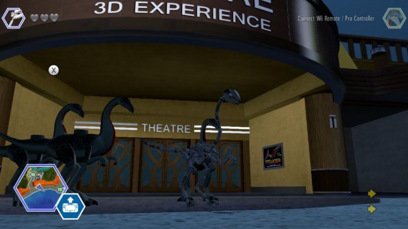 Image - LEGO Jurassic Park Troodon Skeleton & Troodon ...