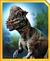 Pachycephalosaurus Icon JWA
