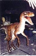 Tigeraptormaleanimatronic
