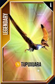 Tupuxuara Card