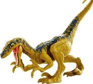 Mattel Velociraptor Repaint