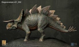 V01 profile-Stegoceratops