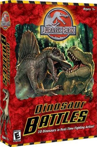 jurassic park dinosaur battles jurassic park wiki