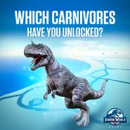 Majungasaurus Carnivore JWA