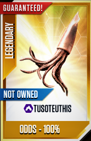 Tusoteuthis Card