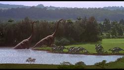 Стадобольшихималенькихпаразавров