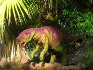 Jurassic park river adventure psittacosaurus by kylgrv-da3r8r3