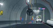 Camp Cretaceous Tunnel Concept Art