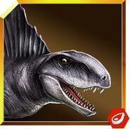 Dimetrodon icon JW