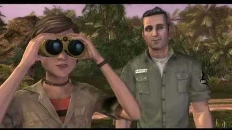Jurassic Park The Game - Episode1 The Intruder - Scenario