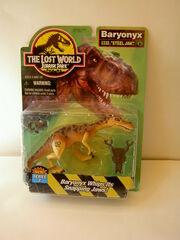 Lost world s2 baryonyx