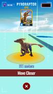 Pyroraptor Map