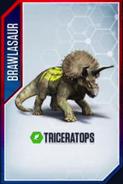 Triceratops Brawlasaur
