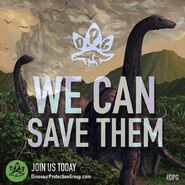 DPG - We can save them