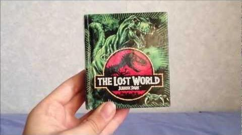Jurassic Park The Lost World Children's Storybook