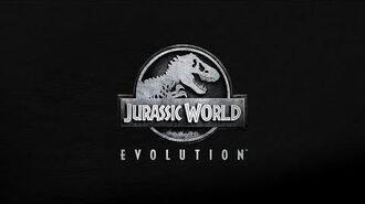 Jurassic World Evolution - Park Tour