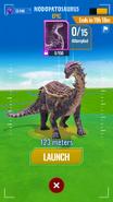 Nodopatosaurus Map