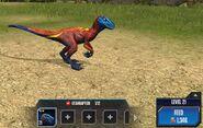 Utahraptor S2
