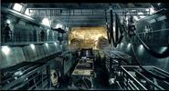 Fallen Kingdom ship concept art