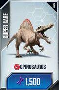 Spinsaurus