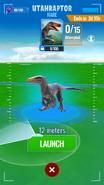 Utahraptor Map