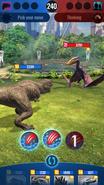 Alankylosaurus Battle