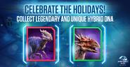 Unique Holidays DNA