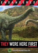 Dinosaur protection group endangered by kaijudialga-dc2e47q