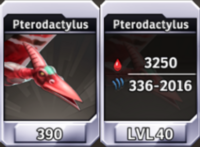 Pterodactylus Level 40 Tournament-Battle Arena Profile Picture