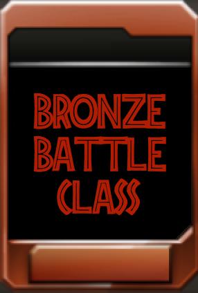 Bronze Battle Class