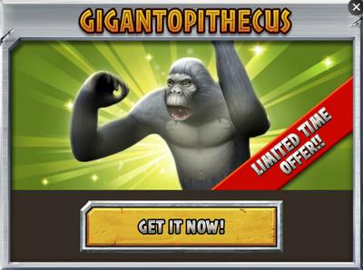 Gigantopithecus Promo