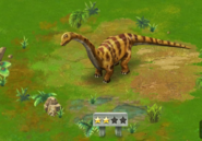 Camarasaurus Level 30