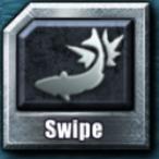 Aquatic Swipe