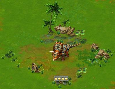 Torosaurus Level 40 2