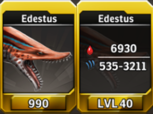 Edestus Level 40 Tournament-Battle Arena Profile Picture