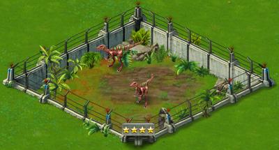 Troodon Level 40 2