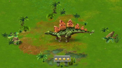 Stegosaurus Level 40 2