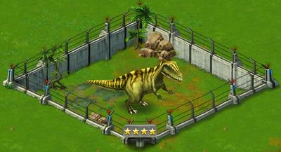 Acrocanthosaurus Level 40 2