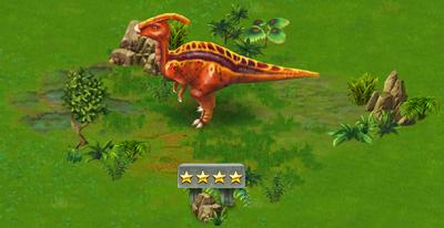 Parasaurolophus Level 40 2