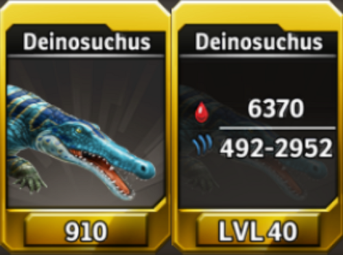 Deinosuchus Level 40 Tournament-Battle Arena Profile Picture