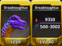 Dreadnoughtus Level 40 Tournament-Battle Arena Profile Picture