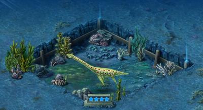 Styxosaurus Level 40 2