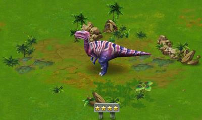 Iguanodon Level 40 2