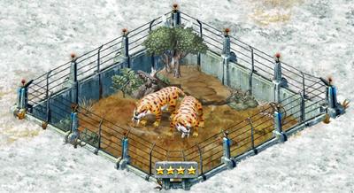 Thylacosmilus Level 40 2
