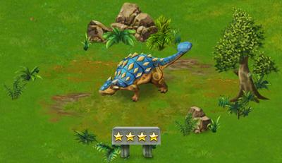 Ankylosaurus Level 40 2