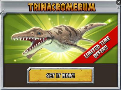 Trinacromerum Promo