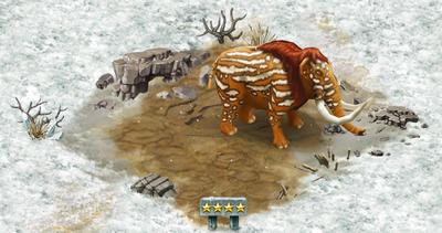 Woolly Mammoth Level 40 2