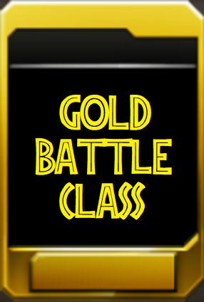 Gold Battle Class